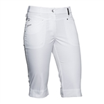 Daily Sports Scramble Golf Short - White