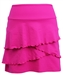 Ella Belle Flirt Golf Skirt - Poppy Pink