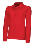 FILA Meridian Long Sleeve Polo 4 Colors
