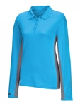 FILA Golf Newport Long Sleeve Polo 3 Colors