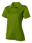 FILA Girls Genova Polo - Pine Green