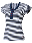 Fila Marseille Striped Top | Golf4Her