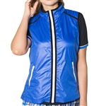 GG Blue Piper Golf Vest - Royal