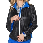 GG Blue Athena Golf Jacket - Royal