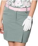 GG Blue Linx Golf Skort - Fern