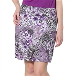GG Blue Ruby Golf Skort - Life with Purple