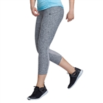 GG Blue Naomi Fitness Legging - Sleet Space Dye