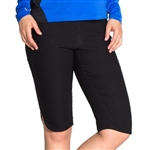 GG Blue Fabulously Fit Golf Short - Black