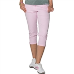 GG Blue Kate Golf Capri - Pink