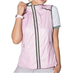 GG Blue Piper Golf Vest Pink