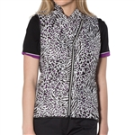 GG Blue Toni Golf Vest - Jag-U-R/ Black