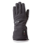 Gyde Womens Featherweight Heated Gloves - Black