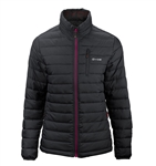 Gyde Womens Calor Heated Jacket - Black