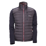 Gyde Womens Hybrid Heated Jacket - Black