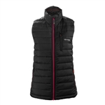 Gyde Womens Calor Heated Vest - Black