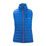 Gyde Womens Calor Heated Vest - Blue