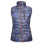 Gyde Womens Calor Heated Vest - Camouflage