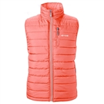 Gyde Womens Calor Heated Vest - Coral