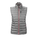 Gyde Womens Calor Heated Vest - Grey