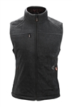 Gyde Women's Thermite Heated Fleece Vest - Black