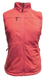 Gyde Women's Thermite Heated Fleece Vest - Coral