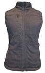 Gyde Women's Thermite Heated Fleece Vest - Grey Heather