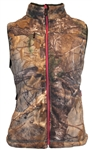 Gyde Women's Thermite Heated Fleece Vest - Real Tree