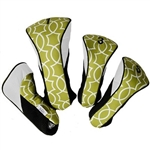 Glove It Kiwi Largo (Set of 4) - Ironworks