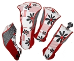 Glove It Headcovers (Set of 4) - Daisy Script