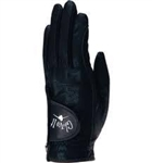 Glove It Black Clear Dot Ladies Golf Glove