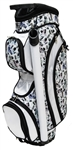 Glove It Ladies Cart Bag Abstract Garden