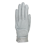Glove It Signature Leather Golf Glove - Silver Suede