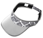 Glove It Ladies Velcro Golf Visor - Wrought Iron