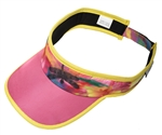 Glove It Ladies Velcro Golf Visor - Dragonfly