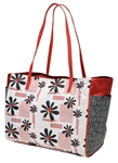 Glove It Tote Bag Daisy Script
