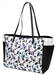 Glove It Tote Bag Abstract Garden