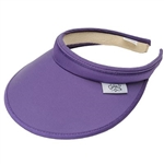 Glove It Ladies Golf Visor Purple