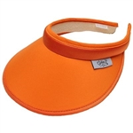 Glove It Ladies Golf Visor Orange