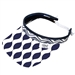 Glove It Ladies Golf Visors (w/Twist Cord) - Indigo