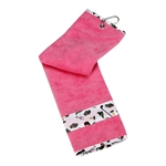 Glove It Nine & Wine Ladies Golf Towel
