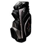 Greg Norman Men's Black Golf Bag