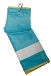 Greg Norman Santorini Golf Towel