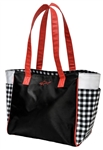 Greg Norman Checkmate Golf Tote Bag