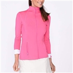 Golftini Tech Jacket Hot Pink