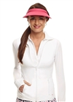 Golftini Tech Jacket White