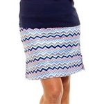 Golftini Pull On Hipster Tech Skort