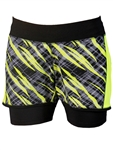 JoFit Running Short- Citron