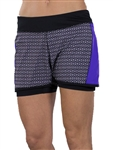 JoFit Running Short - New Violet