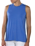 JoFit Time Zone Tunic French Blue