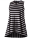 JoFit Lifestyle Time Zone Tunic Life Stripe